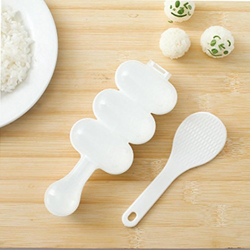 Molde para hacer bolas de arroz