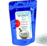 Best Las sales de Epsom - Sales Epsom Puras - Magnesio Natural 1000 g Review