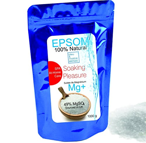 Sales Epsom Puras - Magnesio Natural 1000 g ● Eliminar