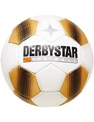 Derbystar 4316000192 - Balón pequeño de fútbol, color dorado