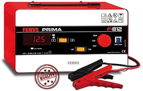 Ferve F812 - Cargador Bateria F.812