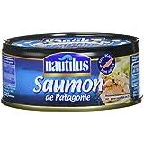 Nautilus Saumon de Patagonie 112 g - Lot de 3