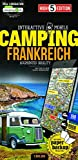Interactive Mobile CAMPINGMAP Frankreich: Campingkarte Frankreich 1:800 000 (High 5 Edition CAMPING Collection)