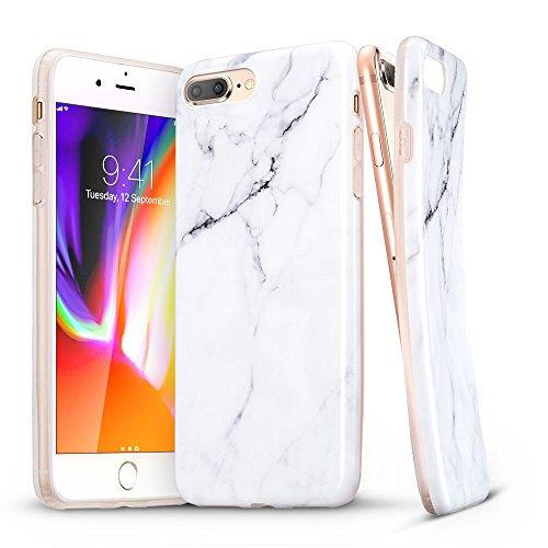 ESR Funda iPhone 7 Plus/ 8 Plus Mármol