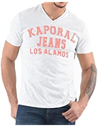 Kaporal - T Shirt Citru Light Grey Mela