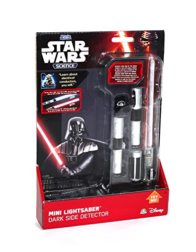 �Star Wars Science Mini Dark Side Detector Laserschwert Licht (Star Wars Anikin)
