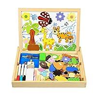 Lasciate che il vostro bambino usi la propria immaginazione, si diverta e si avvii sulla strada della scoperta. Questo è ciò che InnooBaby mira a fornire ad ogni giocattolo educativo.  Funzioni del prodotto: Il prodotto è luminoso, colorato e coin...
