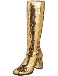 stiefel gold