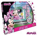 Kids Minnie Reloj Digital+Billetera 21x14 WD19881