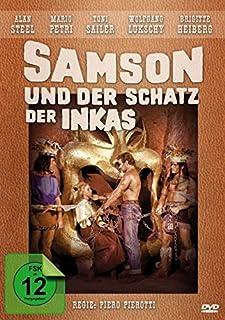 Samson und der Schatz der Inkas - filmjuwelen