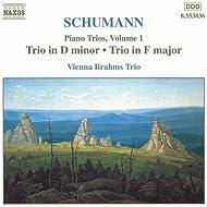 Schumann, R.: Piano Trios No. 1, Op. 63 And No. 2, Op. 80