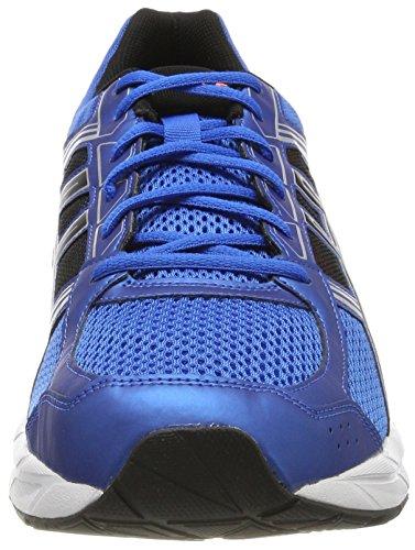 Asics Gel-Contend 4, Scarpe Running Uomo Blu (Directoire Blue/black/hot Orange)