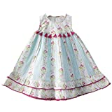 Floral Print Dress With Bloomer - Design...