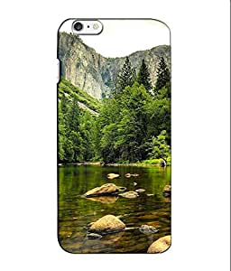 APPLE I PHONE 6 PRINTED BACK COVER BY aadia