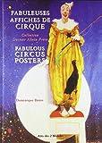 Fabuleuses affiches de cirques