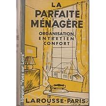 La parfaite menagere livres for Femme au foyer 1960