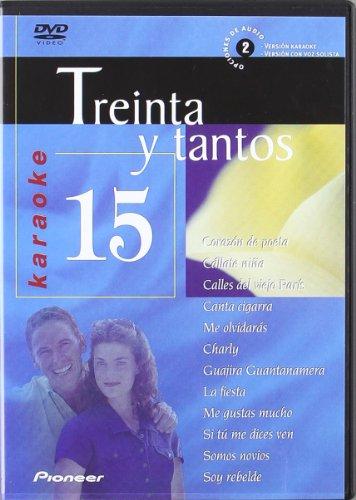 Karaoke 15: Treinta Y Tantos [DVD]