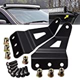 Tuincyn Barre lumineuse LED de montage support Off-road car Upper 127 cm Barre...