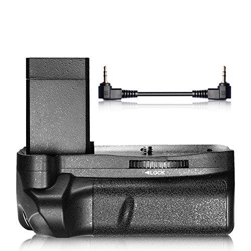T5 Rebel Kameratasche Für Canon (Neewer® Vertikaler Batterie-Griff Halt 2LP-E10Li-Ion Akku für Canon EOS 1100D/1200D/1300D/Rebel T3/T5/T6)