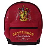 Borsa ufficiale per zaino scolastico Roxy School di Harry Potter Gryffindor Quidditch Team