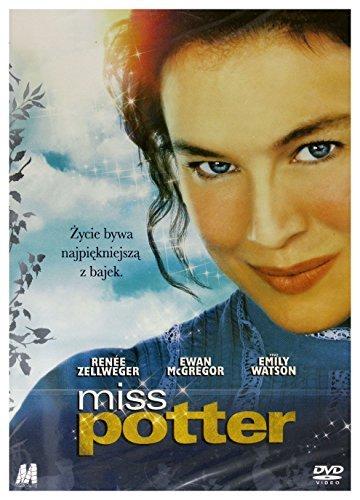 Miss Potter [DVD] [Region 2] (English audio) by RenA?e Zellweger