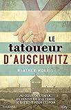 """Afficher """"Le Tatoueur d'Auschwitz"""""""