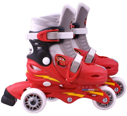 DISNEY Disney Cars TRI Skater Aktivspielzeug, rot