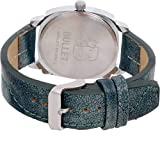 Bullet BLT_04 New Looks Blue Color Dial Day & Date Functioning Leather Analog Men's Watch