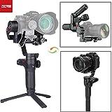 (Preventa) Zhiyun WEEBILL Lab 3-Eje Gimbal Estabilizador para Sony Canon DSLR mirrorless Cámara 3KG de Carga útil,Estructura versátil,Sistema de Control ViaTouch,Transmisión inalámbrica de imágenes