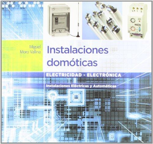 INSTALACIONES DOMOTICAS *11*.PARANINFO por From Ediciones Paraninfo, S.a