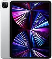 2021 Apple iPad Pro (11-inch, Wi-Fi, 2TB) - Silver (3rd Generation)