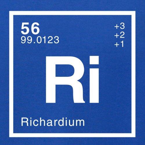Richard Periodensystem - Herren T-Shirt - 13 Farben Royalblau