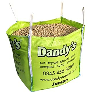 Dandy's Cotswold Buff 20mm Gravel Chippings Bulk Bag Cream