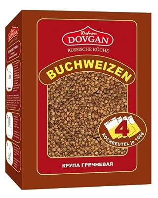 Dovgan Buchweizen 4 Portionsbeutel je 100 g