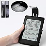 TianranRT Für Kindle Reader Portable Flexible Falten LED Clip On Lesen Buch Licht Lampe