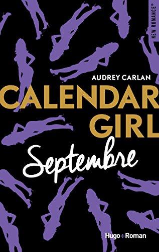 Calendar Girl - Septembre par [Carlan, Audrey]