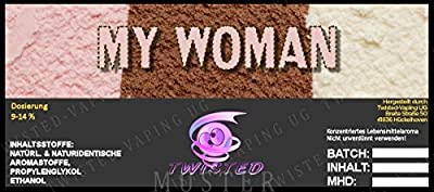 Twisted Aroma My Woman von Twisted Vaping