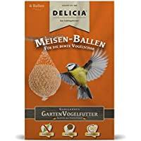 Delicia, Balle Per Cincie, Gnocchi Per Cincie, Mangime Per Uccelli Selvatici,  Mangime