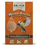 Delicia Meise balle Gnocchi Wild mangime per uccelli inverno Fodera, 6pezzi