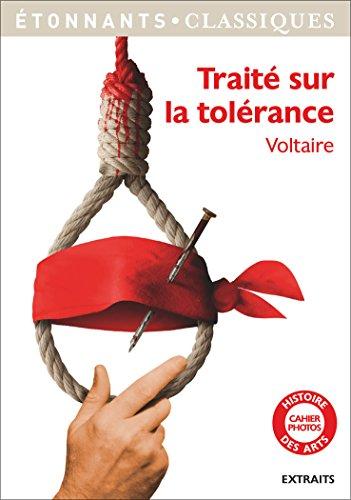 Traité sur la tolérance par Voltaire