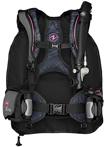 Aqua Lung Zuma Reise BCD Midnight/Pink SM/MD -