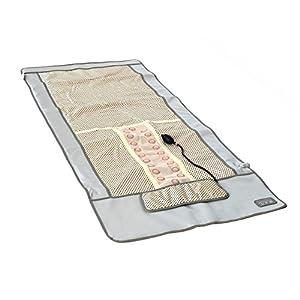elitzia Weit Infrarot Physiotherapie Pad Massage Heizung Decke Pad Back Pflege Massage Heizung Decke