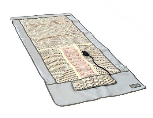 Husten Kalte Relief (elitzia Weit Infrarot Physiotherapie Pad Massage Heizung Decke Pad Back Pflege Massage Heizung Decke)