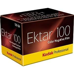 Kodak - Pellicola a colori Ektar 100, 135-36, confezione da 5 pezzi