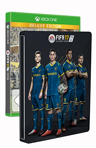 tion inkl. Steelbook (exkl. bei Amazon.de) - [Xbox One] ()