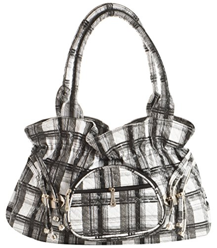 Anokhi Women's Handbag (Black, ACH_107)