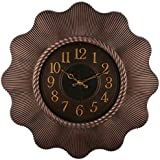 [Sponsored]Ewolve Gift Decorative Stylish Shape Designer Wall Clock For Home / Bedroom / Living Room (LxWxH: 57x57x07 CM)