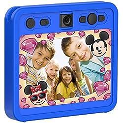 Disney - Cámara Emoji, color azul (Cefa Tronic 112)