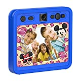Disney Cámara Emoji Color Azul Cefa Tronic 112
