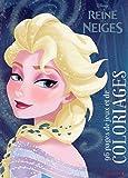 Disney La Reine des Neiges - 96 pages de jeux et de coloriages (Elsa)
